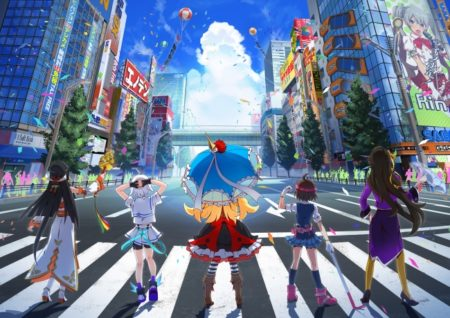 DMM、「AKIBA'S TRIP」シリーズのPCブラウザ&スマホ向け新作「AKIBA'S TRIP Festa! 」の事前登録受付を開始