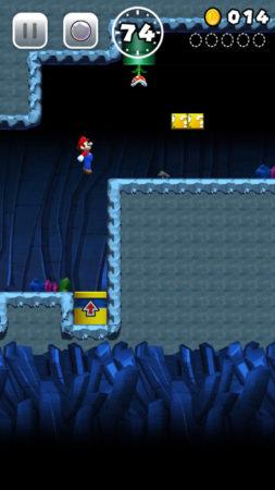 任天堂、「スーパーマリオブラザーズ」シリーズのiOS向けゲームアプリ「SUPER MARIO RUN」を12月にリリース