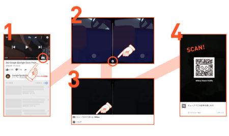スマホVRゴーグルのMilbox、Googleの簡易型VRゴーグル向け認証制度「Work With Google Cardboard(WWGC)」を取得