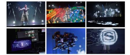 スペースシャワーTVとRADWIMPSの野田洋次郎によるソロプロジェクト「illion」、ホログラムスクリーンやVRを使用したコラボステーションIDを公開