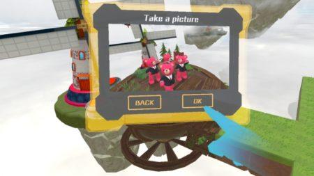 コロプラ、HTC Vive向け新作VRゲーム「Fly to KUMA MAKER」をリリース