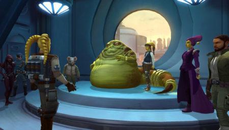 Kabam、「スター・ウォーズ」のスマホ向けアクションRPG「Star Wars: Uprising」を11月に終了