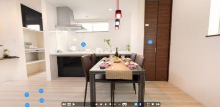 クエスト、不動産企業向けに賃貸住宅・戸建住宅などのパノラマ写真を簡単にVRコンテンツ化できるサービス「house VR」を12月より提供