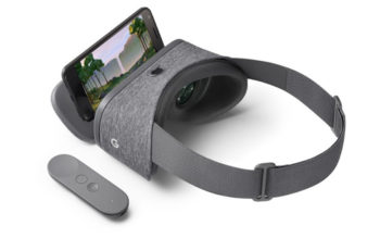 Google、スマホ対応のVRゴーグル「Daydream View」を11月にリリース