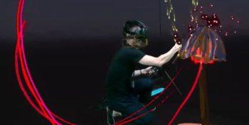 ブループリント、VRを使用したフリースタイルパフォーマンス「vARTual Fight Club」を開催