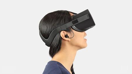 Oculus VR、VRコントローラー「Oculus Touch」とカナル型イヤフォン「Oculus Rift Earphones」の予約受付を開始