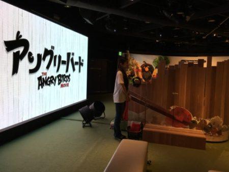 【レポート】鳥の気分が味わえる!? 「アングリーバード展」 in 銀座ソニービル