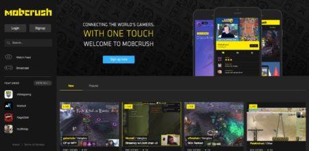 モバイルゲーム実況サービスのMobcrush、シリーズBラウンドにて2000万ドルを調達