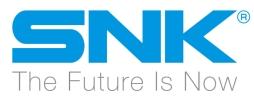 SNKプレイモア、12/1付けで社名をSNKに変更