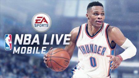 EA、実在のNBA選手が実名で登場するスマホ向けタイトル「NBA LIVE Mobile」をリリース