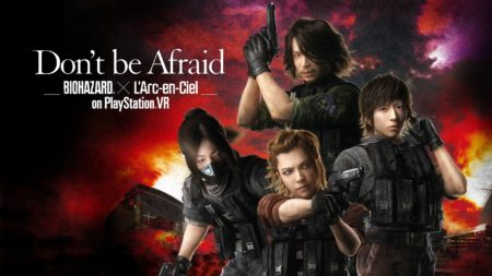 SIEJA、VR向けMV「Don't be Afraid -Biohazard × L'Arc-en-Ciel on PlayStation VR-」を11/17よりPS Storeで配信
