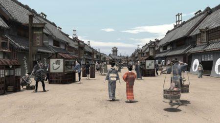 アバトラ、江戸の町並みをVRで再現するクラウドファンディングプロジェクトをKICKSTARTERでも開始