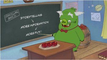 Rovio、サムスン端末専用の「Angry Birds」アニメ視聴アプリ「ToonsTV for Samsung」をリリース