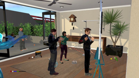Second Lifeの生みの親が開発したVR仮想空間「High Fidelity」、Steamにて早期アクセス版を公開