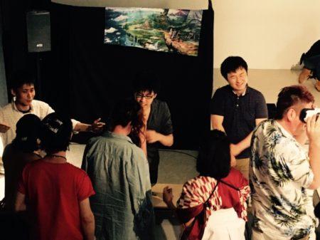 ダズル、スマホ向けRPG「ヴァリアントナイツ」の1周年記念イベント「バリナイフェス」にてVRコンテンツ体験会を実施