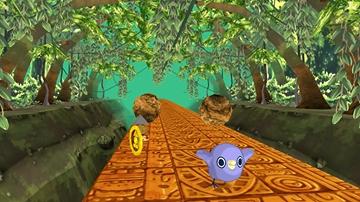 ダズル、人気LINEスタンプ「面倒だがトリあえず返信」シリーズ初のVRゲームをGear VR向けに配信