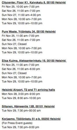 【特集】んふんふ!なめこと行くフィンランド・ヘルシンキ旅行