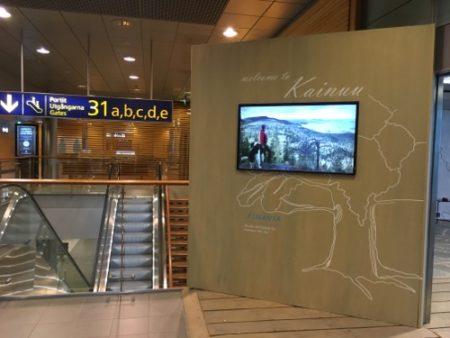 【レポート】フィンランドのヴァンター国際空港で世界中の旅人と本を交換しよう