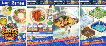 サミーネットワークス、ラーメン店経営シミュレーションゲーム「ラーメン魂」のグローバル展開を開始