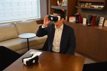 サムスン、1/21オープンの「HEBEL HAUS TOKYO PRIME SQUARE」内「THE VISION HEBEL HAUS」にて約20の住空間を360度体験できるVRコンテンツを提供