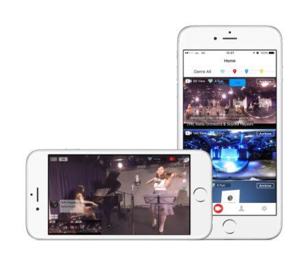 マルチカメラライブ配信サービス「VIDEO Clipper」、360°ライブストリーミングの投稿・視聴に対応