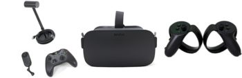 DMM、VRヘッドマウントディスプレイの「Oculus Rift」と専用コントローラー「Oculus Touch」(オキュラス タッチ)のレンタル予約を開始