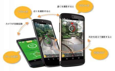 地盤ネットホールディングス、現在地と周辺地域の地盤の安全性が分かるアプリ「じぶんの地盤AR」のiOS版をリリース