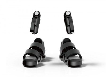 Cerevo、世界初の触感センサー搭載VRシューズ&グローブ「Taclim」を開発