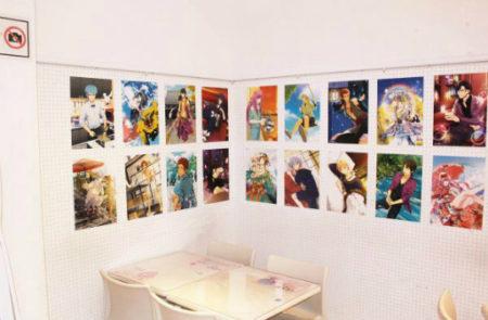 仏様擬人化ソーシャルカードゲーム「なむあみだ仏っ!」のコラボカフェが開店