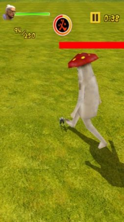 【やってみた】遂にジジイも登場! 「100万歳のババア」シリーズ最新作のアクションゲーム「ババア無双」が相変わらずブっ飛んでいる件
