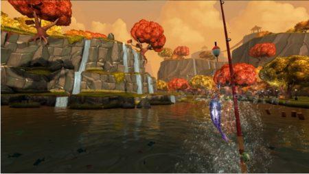 VR釣りゲーム「Bait!」が100万ダウンロードを突破 Google Daydream版もリリース