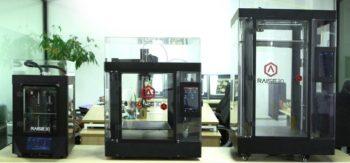 日本3Dプリンター、大型造型物が出力可能な液晶ディスプレイ搭載3Dプリンタ「Raise3D」を発売