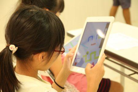 成果はクアラルンプールで展示 しくみデザイン、子供向けプログラミング教育アプリ「Springin'」のワークショップを3月に開催