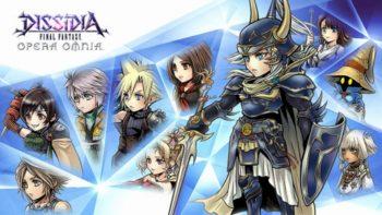 スクエニ、FFシリーズのスマホ向け新作RPG「ディシディア ファイナルファンタジー オペラオムニア」をリリース