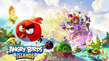 韓国のNHN Studio629、「Angry Birds」シリーズの島作りシミュレーションゲーム「Angry Birds Island」をリリース