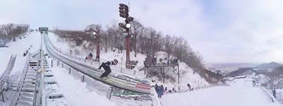 HBC北海道放送、「第68回さっぽろ雪まつり」にVRアプリ「HBC VR」の体験ブースを出店