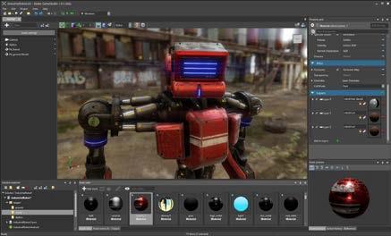 シリコンスタジオ、VRに対応したオープンソースのC#ゲームエンジン「Xenko」を4月にリリース