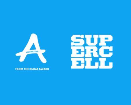 Supercell、ネットいじめ撲滅のためイギリスのチャリティ団体「Diana Award」と提携