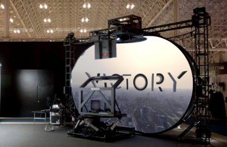 """サザンオールスターズの楽曲「東京VICTORY」に乗せた8Kモーションライド「8K:VR Ride featuring """"Tokyo Victory""""」、SXSW2017に出展"""