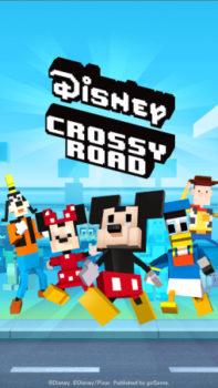 go Gameがディズニーのスマホゲームの東南アジア地域におけるパブリッシング権を獲得 第1弾「Disney クロッシーロード」を配信
