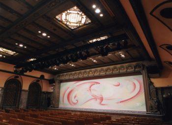 日本橋三越本店の三越劇場が「anywhereVR」の映像コンテンツとしてVR化