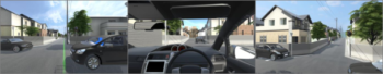 西日本電信電話、VRを活用した 「VR自転車交通安全教室」をトライアル実施