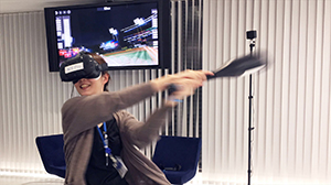 VR Dream Match Baseball