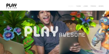 ネクソン、玩具とゲームの連動技術を持つ英PlayFusionと提携