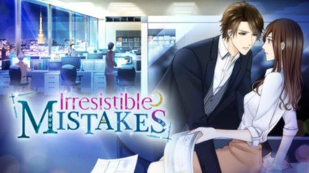 ボルテージ、恋愛ドラマアプリ「あの夜からキミに恋してた」の英語版「Irresistible Mistakes」をリリース