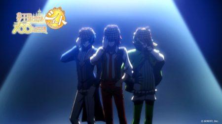 ジークレスト、女性向けスマホパズルRPG「夢王国と眠れる100人の王子様」のショートアニメ第一話を公開