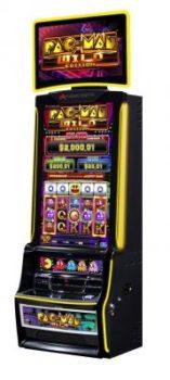 パックマンのスロットマシンが今夏より北南米のカジノに登場