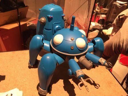 【Slush Tokyoレポート】タチコマからダンボール製まで --- Slush Tokyoの出展ブースで見たロボットたち