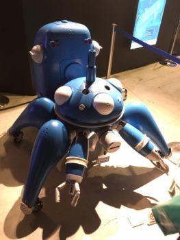 【Slush Tokyoレポート】タチコマからダンボール製まで — Slush Tokyoの出展ブースで見たロボットたち