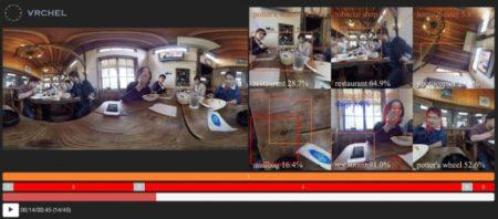 ジョリーグッド、360°VR映像と音声を解析し複数の属性検出を可能にする人工知能エンジン「VRCHEL」を開発